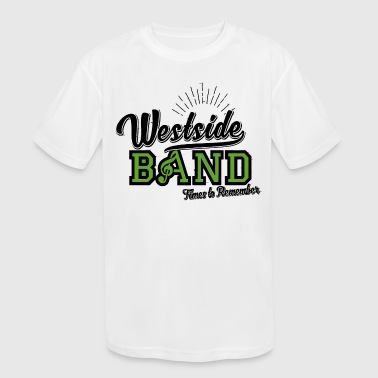 Westside Band Westside Band Times to Remember - Kid's Moisture Wicking Performance T-Shirt