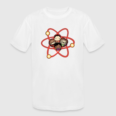 The Alternative Atomic Model - Kid's Moisture Wicking Performance T-Shirt