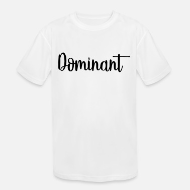 Dominant Casual - Kids' Sport T-Shirt