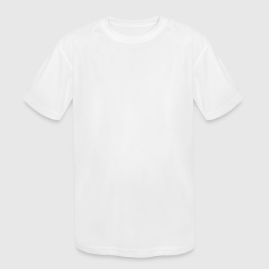 Think porn - Kid's Moisture Wicking Performance T-Shirt