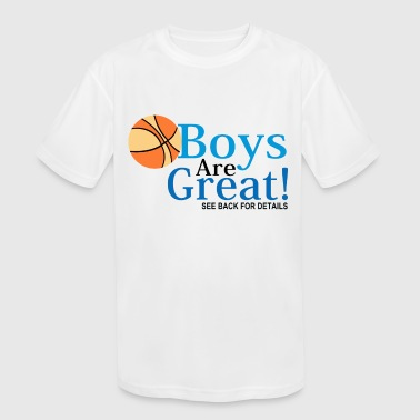 Every Girls Basketball Team - Kid's Moisture Wicking Performance T-Shirt