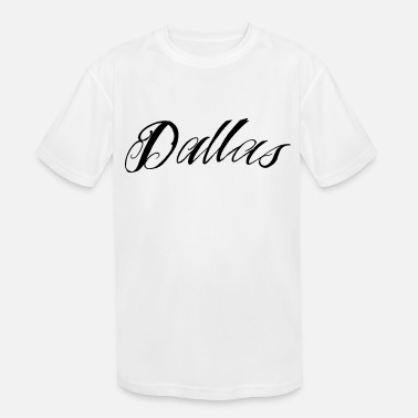 Dallas dallas - Kids' Sport T-Shirt