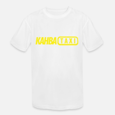 Faketaxi Kahba Taxi - Kids' Moisture Wicking Performance T-Shirt