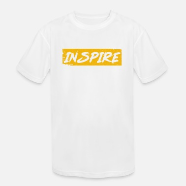 Motivate Inspire Empower Vintage - Kids' Sport T-Shirt