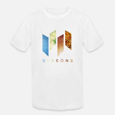 Seasons Seasons - Kids' Sport T-Shirt