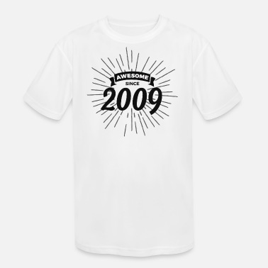 Awesome since 2009 - Kids' Sport T-Shirt