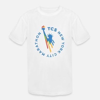 City NEW YORK CITY MARATHON - Kids' Sport T-Shirt