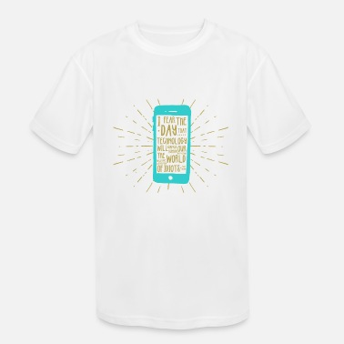Mobile Phone Generation mobile phone - Kids' Sport T-Shirt