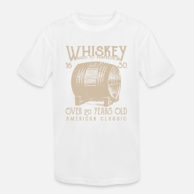 Whiskey Whiskey - Kids' Sport T-Shirt