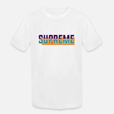 fb8d82b7b211 Shop Supreme Boys T-Shirts online | Spreadshirt