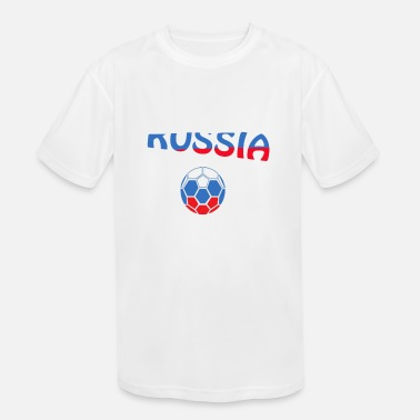 Worldcup russia worldcup - Kids' Sport T-Shirt