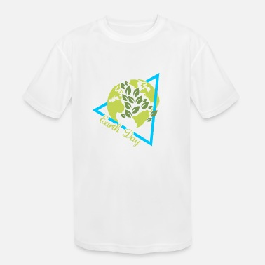 Earth Day - Kids' Sport T-Shirt