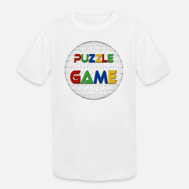 Puzzle game - Kids' Sport T-Shirt