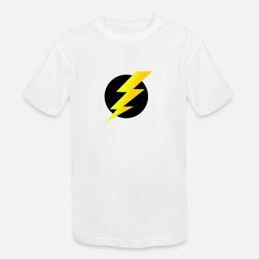 Parafuso Lightning Bolt - Kids' Sport T-Shirt