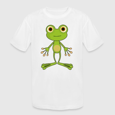 frog - Kid's Moisture Wicking Performance T-Shirt