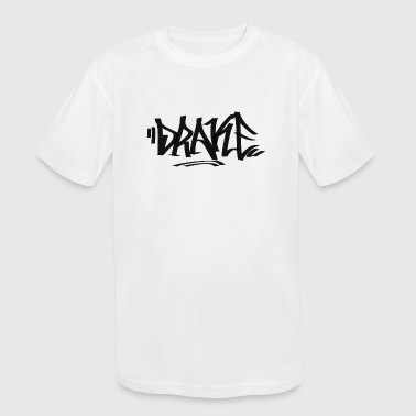 Drake - Kid's Moisture Wicking Performance T-Shirt