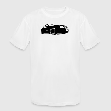 Mercedes Benz W124 E Klasse - Kid's Moisture Wicking Performance T-Shirt