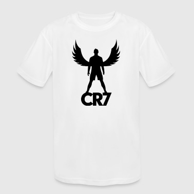 ronaldo CR7 - Kid's Moisture Wicking Performance T-Shirt