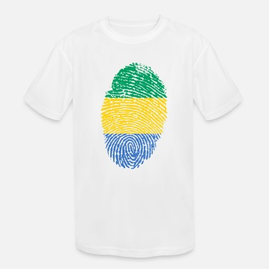 Gabon gabon - Kids' Moisture Wicking Performance T-Shirt