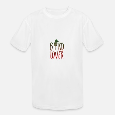 Birds Lovers Bird lover - Kids' Sport T-Shirt