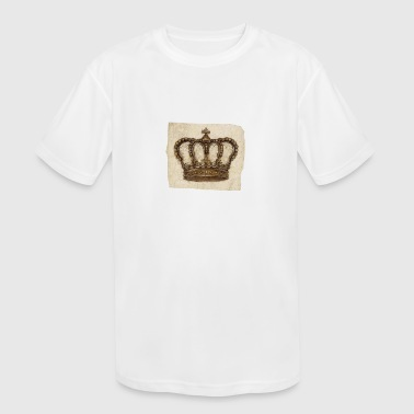 Golden crown - Kid's Moisture Wicking Performance T-Shirt
