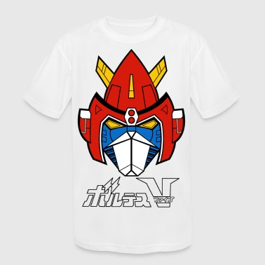 Chōdenji Machine Voltes V - Kid's Moisture Wicking Performance T-Shirt