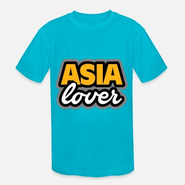 Asia Asia Asia gift - Kids' Sport T-Shirt