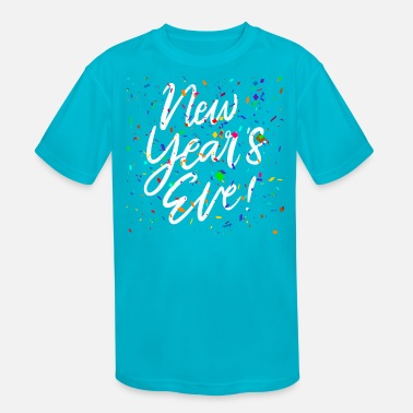 Eve New Year's Eve - Kids' Sport T-Shirt