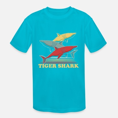Tiger Shark Tiger Shark - Kids' Sport T-Shirt