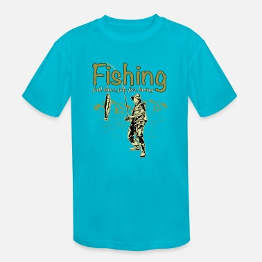 Fishing Rod Fishing sport fishing rod - Kids' Sport T-Shirt