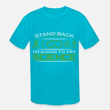 TRY SCIENCE - Kids' Sport T-Shirt