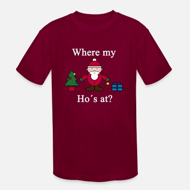 Where my Ho´s at? - Kids' Sport T-Shirt