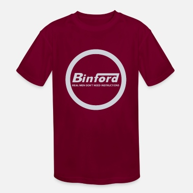 Binford New Binford Tools - Kids' Sport T-Shirt