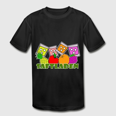 Puns Provocative Saftladen - Fruits - Kid's Moisture Wicking Performance T-Shirt