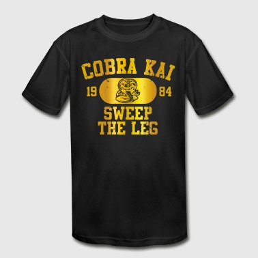 cobra kai - Kid's Moisture Wicking Performance T-Shirt