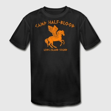 Camp Half Blood - Kid's Moisture Wicking Performance T-Shirt