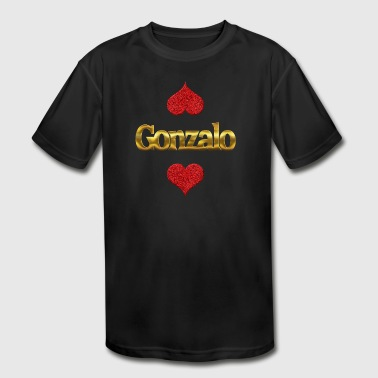Gonzalo Gonzalo - Kid's Moisture Wicking Performance T-Shirt