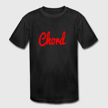 chord - Kid's Moisture Wicking Performance T-Shirt