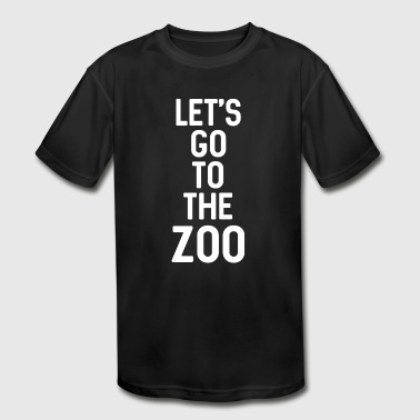 ZOO - Kid's Moisture Wicking Performance T-Shirt