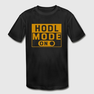 Bitcoin rich btc investment invest finances gift - Kid's Moisture Wicking Performance T-Shirt