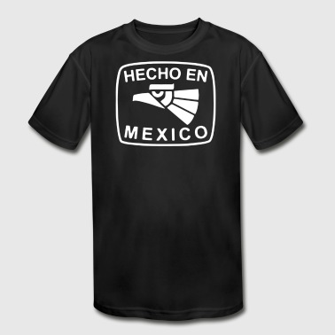 Hecho en Mexico - Kid's Moisture Wicking Performance T-Shirt