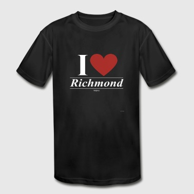 Richmond Va Richmond Virginia VA Virginian - Kid's Moisture Wicking Performance T-Shirt