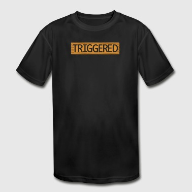 Triggered - Kid's Moisture Wicking Performance T-Shirt