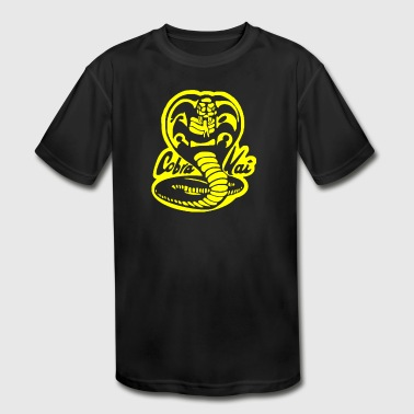 Cobra Kai Karate Kid - Kid's Moisture Wicking Performance T-Shirt