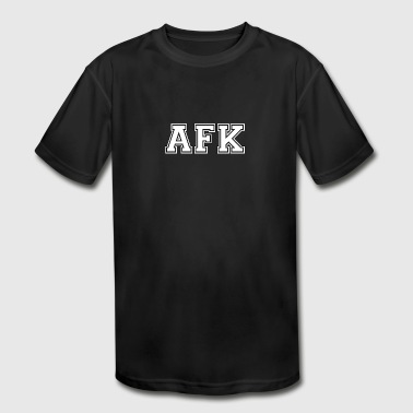 AFK - Gaming - Total Basics - Kid's Moisture Wicking Performance T-Shirt