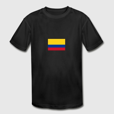 Colombia - Kid's Moisture Wicking Performance T-Shirt
