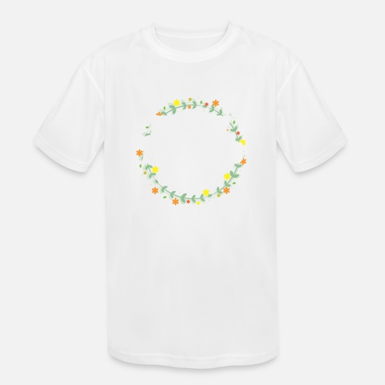 Fathers-day-gifts-quote T-Shirts - Fathers day - Kids' Sport T-Shirt white