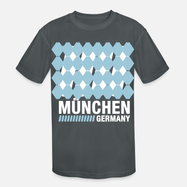 Free State Of Bavaria Munich, Bavaria, Germany - Kids' Sport T-Shirt