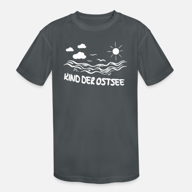 Baltic Sea Child of the Baltic Sea - Kids' Sport T-Shirt