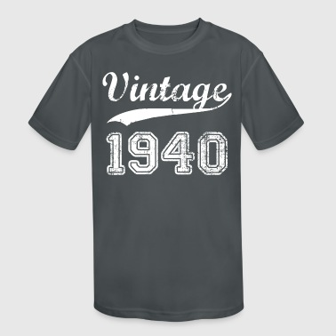 1940 - Kid's Moisture Wicking Performance T-Shirt
